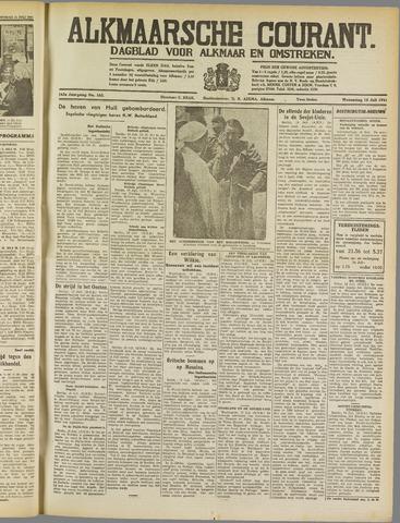 Alkmaarsche Courant 1941-07-16