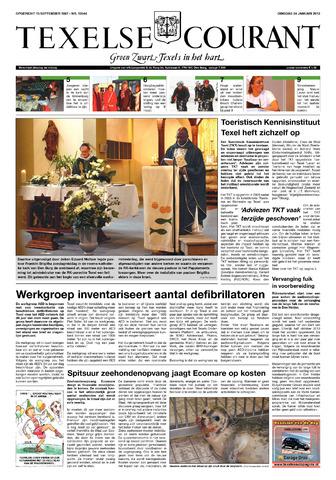 Texelsche Courant 2012-01-24
