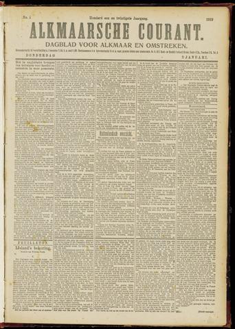 Alkmaarsche Courant 1919-01-02