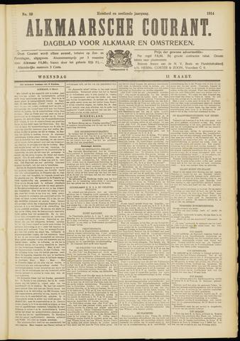 Alkmaarsche Courant 1914-03-11