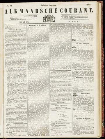 Alkmaarsche Courant 1878-03-24