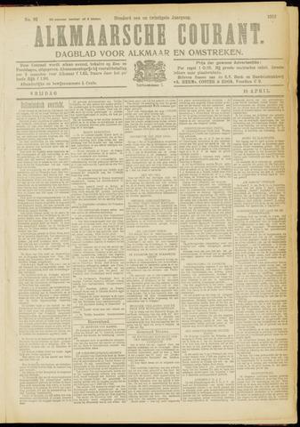 Alkmaarsche Courant 1919-04-18
