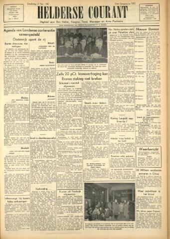 Heldersche Courant 1947-11-27