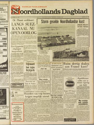 Noordhollands Dagblad : dagblad voor Alkmaar en omgeving 1969-07-08