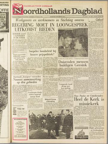 Noordhollands Dagblad : dagblad voor Alkmaar en omgeving 1964-11-07