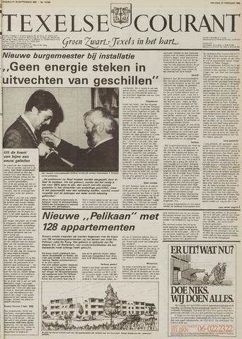 Texelsche Courant 1986-02-21