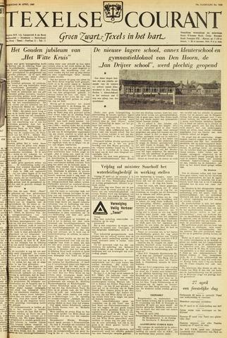 Texelsche Courant 1956-04-25