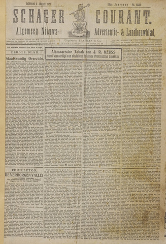 Schager Courant 1920