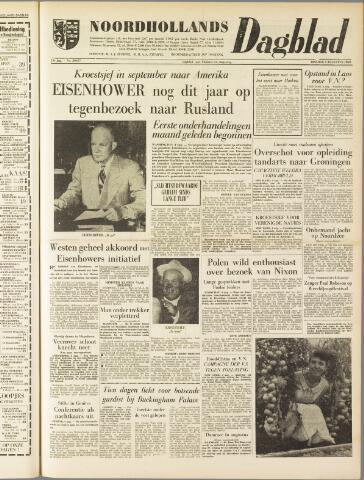 Noordhollands Dagblad : dagblad voor Alkmaar en omgeving 1959-08-04