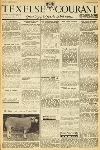 Texelsche Courant 1952-09-20