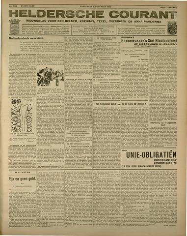 Heldersche Courant 1932-11-03