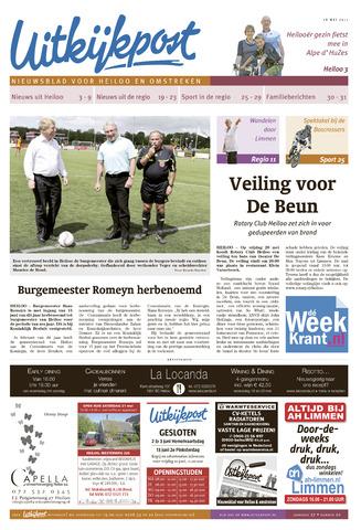 Uitkijkpost : nieuwsblad voor Heiloo e.o. 2011-05-18