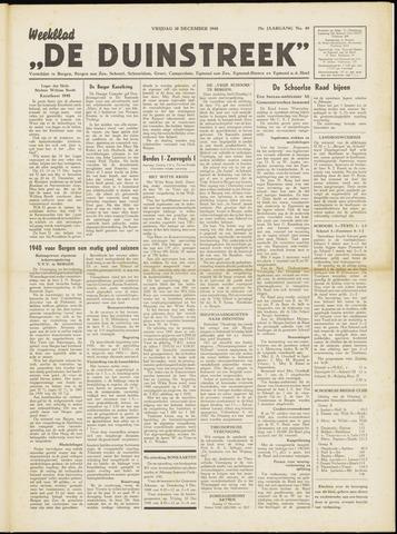 De Duinstreek 1948-12-10