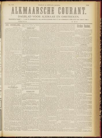 Alkmaarsche Courant 1916-05-12