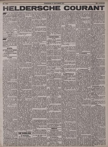 Heldersche Courant 1917-09-27