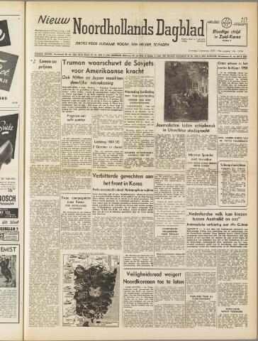 Nieuw Noordhollandsch Dagblad : voor Alkmaar en omgeving 1950-09-02