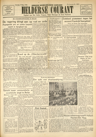 Heldersche Courant 1950-03-11