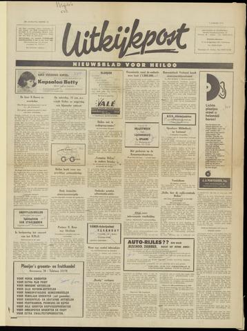Uitkijkpost : nieuwsblad voor Heiloo e.o. 1972