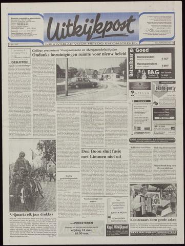Uitkijkpost : nieuwsblad voor Heiloo e.o. 1997-05-07