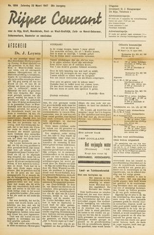 Rijper Courant 1947-03-22