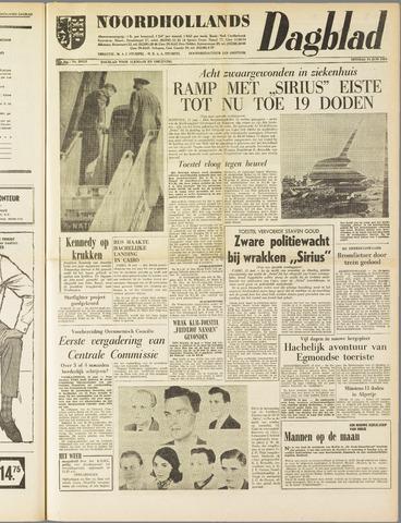 Noordhollands Dagblad : dagblad voor Alkmaar en omgeving 1961-06-13