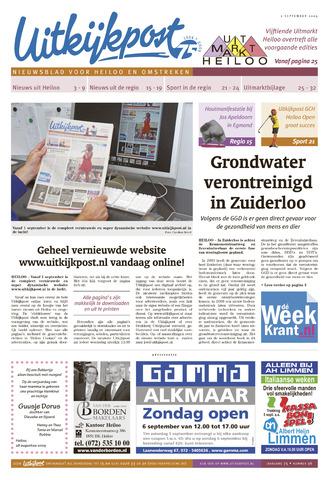 Uitkijkpost : nieuwsblad voor Heiloo e.o. 2009-09-02