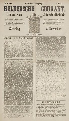 Heldersche Courant 1873-11-08