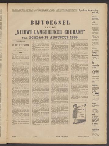Nieuwe Langedijker Courant 1898-08-28