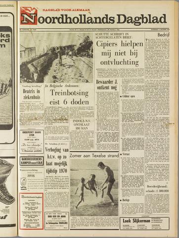Noordhollands Dagblad : dagblad voor Alkmaar en omgeving 1969-10-11