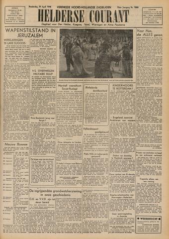 Heldersche Courant 1948-04-29