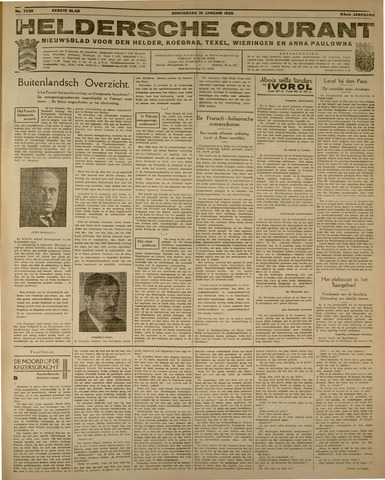 Heldersche Courant 1935-01-10