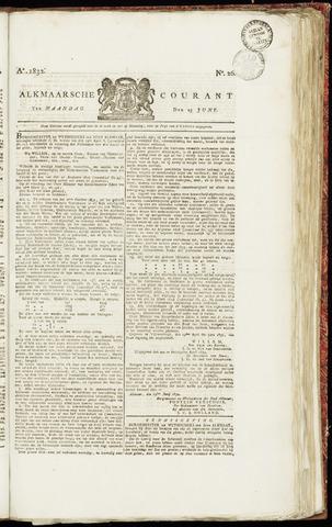 Alkmaarsche Courant 1832-06-25