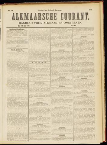 Alkmaarsche Courant 1911-05-27