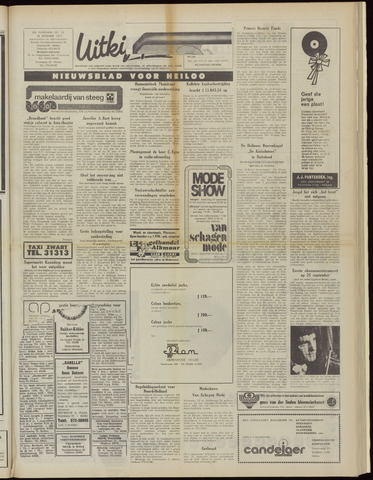 Uitkijkpost : nieuwsblad voor Heiloo e.o. 1974-09-18