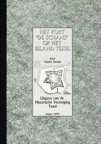 Uitgave Historische Vereniging Texel 1995-03-15