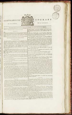 Alkmaarsche Courant 1829-10-12