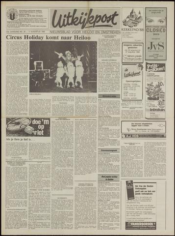 Uitkijkpost : nieuwsblad voor Heiloo e.o. 1988-08-17