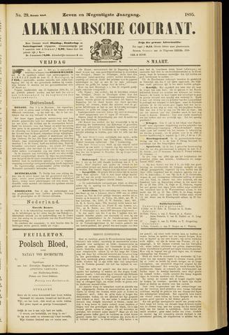 Alkmaarsche Courant 1895-03-08