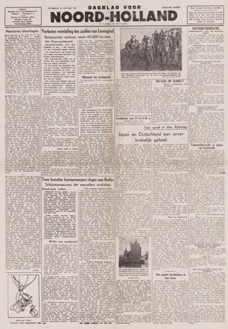 Dagblad Noord-Holland, Schager editie 1944-01-22