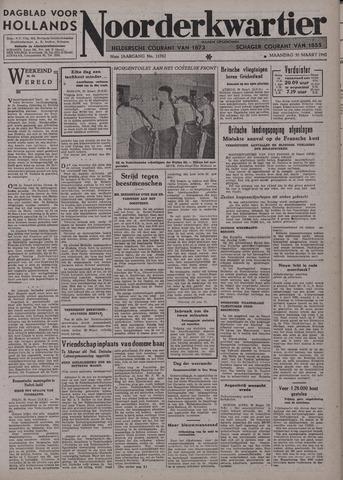 Dagblad voor Hollands Noorderkwartier 1942-03-30