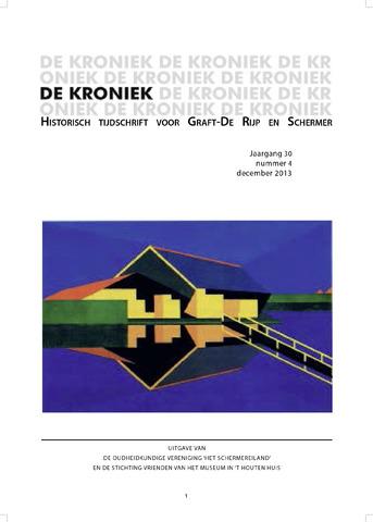 De Kroniek : Graft-de Rijp en Schermer 2013-12-01
