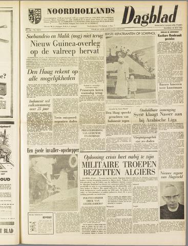 Noordhollands Dagblad : dagblad voor Alkmaar en omgeving 1962-07-30
