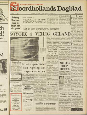 Noordhollands Dagblad : dagblad voor Alkmaar en omgeving 1969-01-17