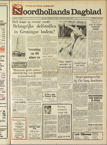 Noordhollands Dagblad : dagblad voor Alkmaar en omgeving 1969-10-18