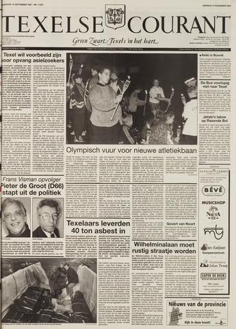 Texelsche Courant 2000-11-21