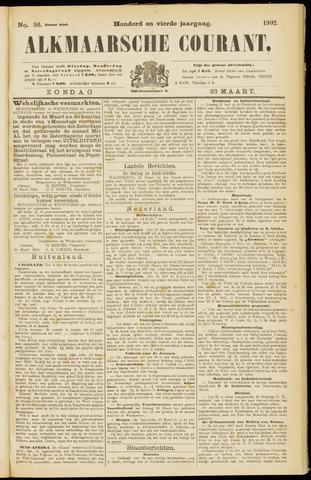 Alkmaarsche Courant 1902-03-23