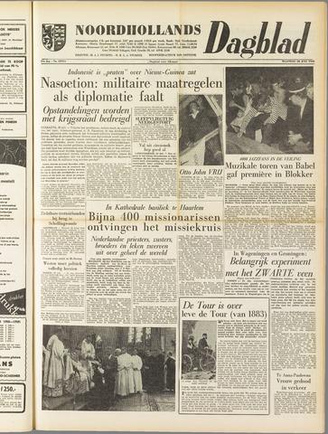 Noordhollands Dagblad : dagblad voor Alkmaar en omgeving 1958-07-28