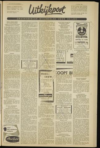 Uitkijkpost : nieuwsblad voor Heiloo e.o. 1961-04-13