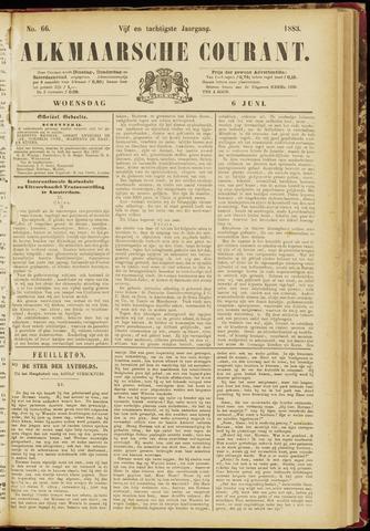 Alkmaarsche Courant 1883-06-06