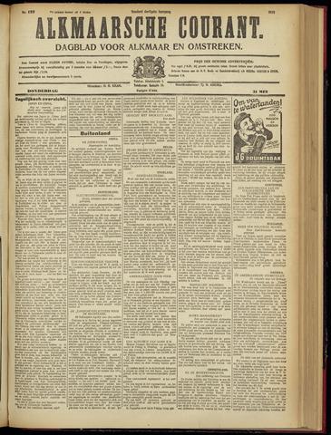 Alkmaarsche Courant 1928-05-31